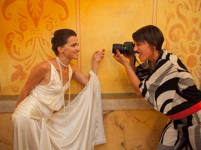 Il matrimonio di Andrea e Olga a Todi, Perugia 57