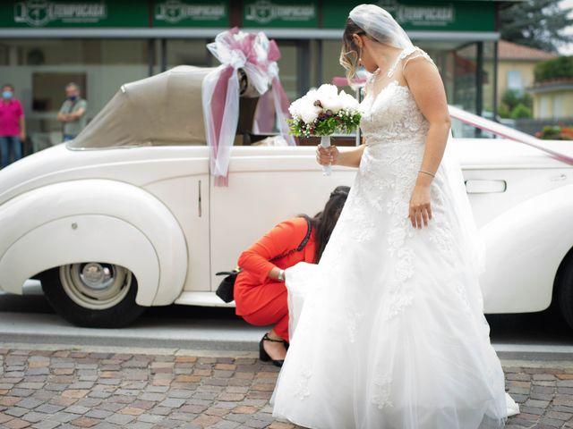 Il matrimonio di Marco e Giulia a Noceto, Parma 6