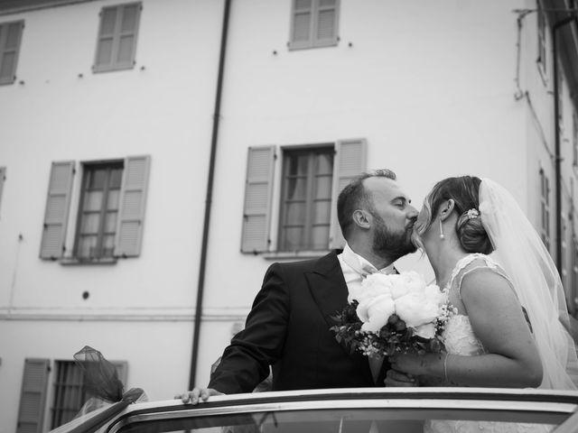Il matrimonio di Marco e Giulia a Noceto, Parma 8