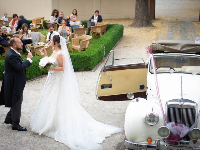 Il matrimonio di Marco e Giulia a Noceto, Parma 9