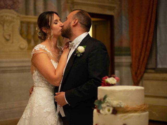 Il matrimonio di Marco e Giulia a Noceto, Parma 33