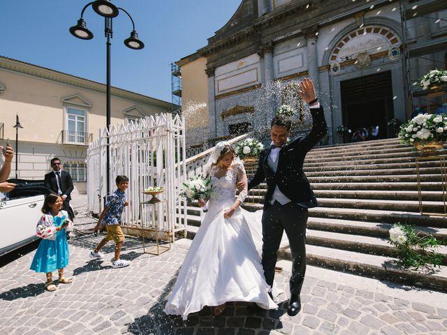 Il matrimonio di Gianluigi e Sara a Avellino, Avellino 16