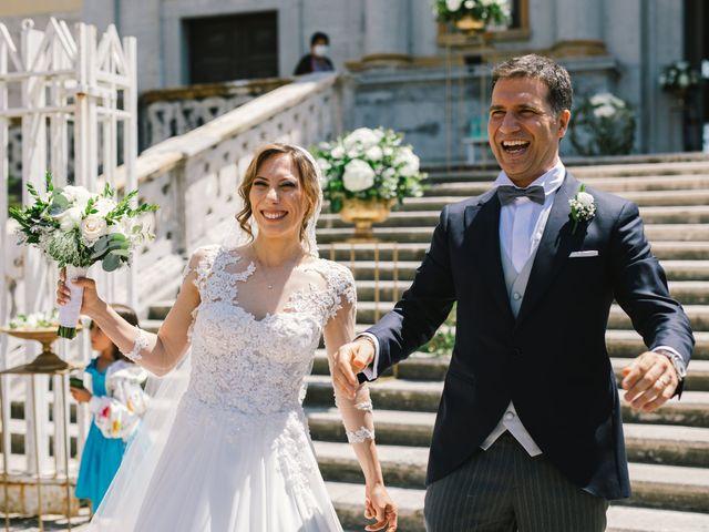 Il matrimonio di Gianluigi e Sara a Avellino, Avellino 17