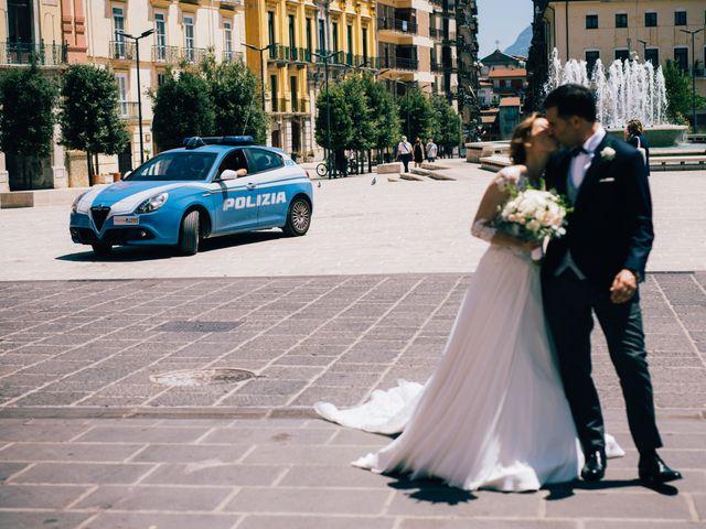 Il matrimonio di Gianluigi e Sara a Avellino, Avellino 18