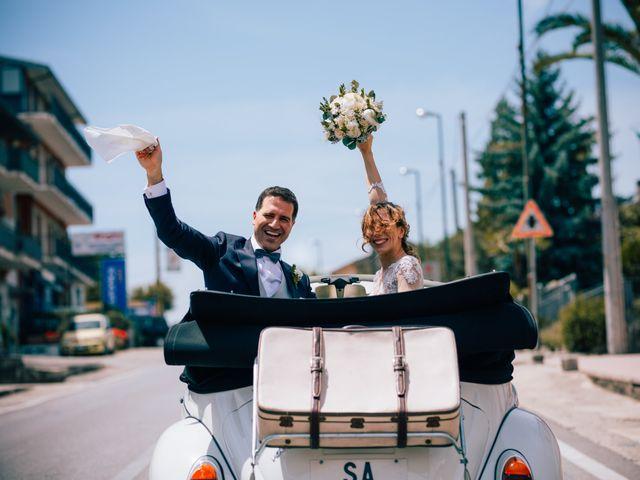 Il matrimonio di Gianluigi e Sara a Avellino, Avellino 25