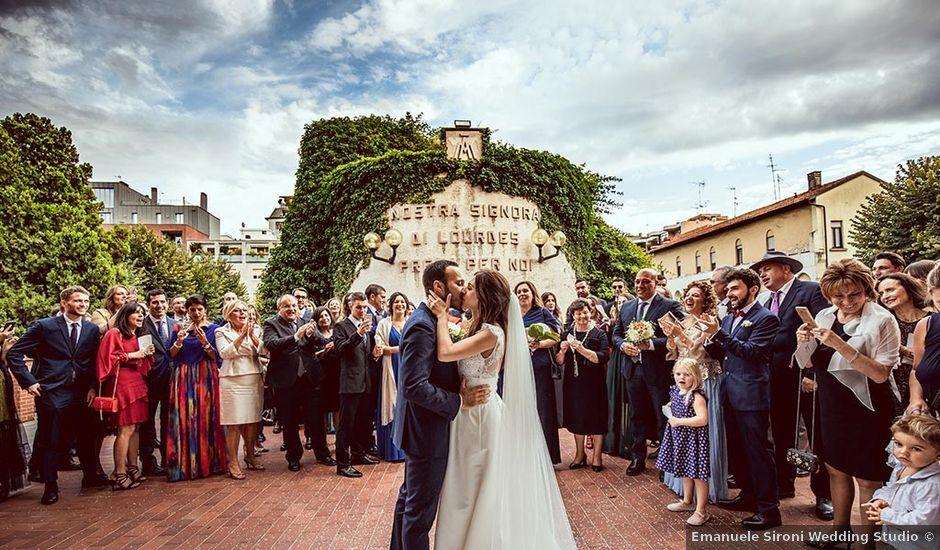 Il matrimonio di Simone e Chiara a Milano, Milano