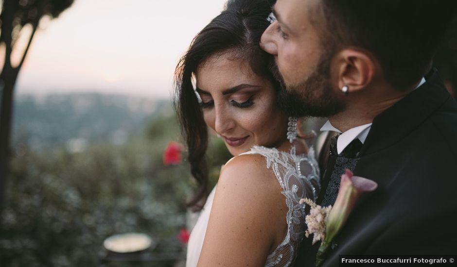 Il matrimonio di Andrea e Chiara a Roma, Roma