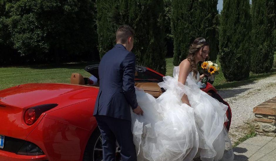 Il matrimonio di Iacopo e Debora a Prato, Prato