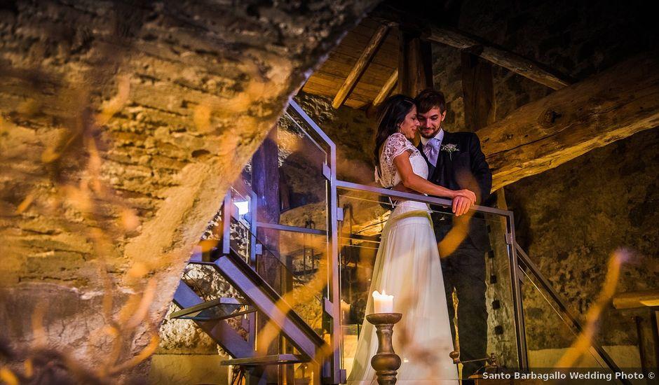 Il matrimonio di Daniele e Rosangela a Acireale, Catania