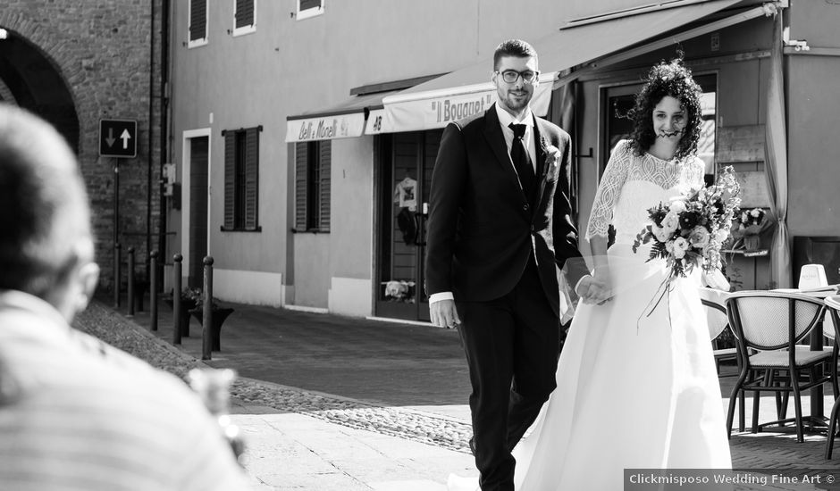 Il matrimonio di Riccardo e Ilaria a Parma, Parma