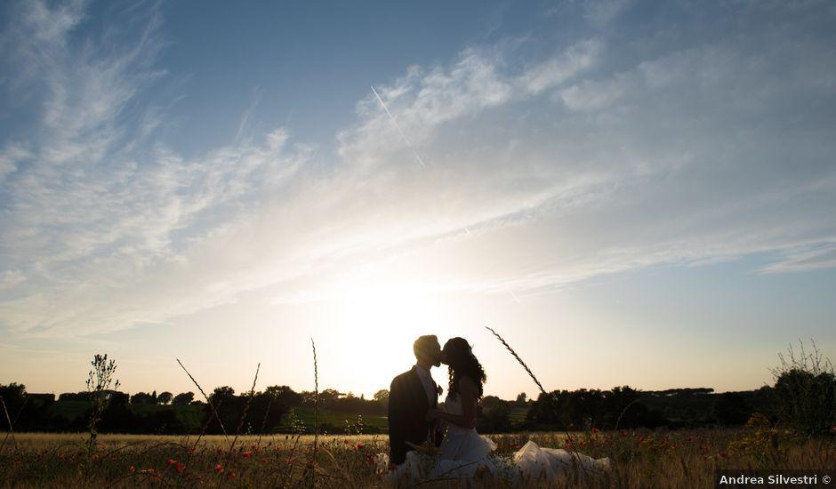Il matrimonio di Husein e Valentina a Viterbo, Viterbo