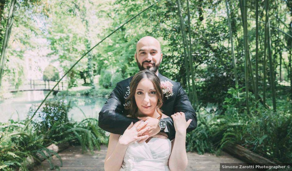 Il matrimonio di Claudio e Jessica a Porto Mantovano, Mantova