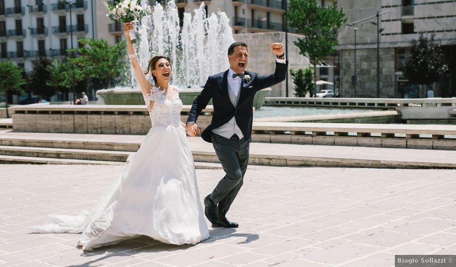 Il matrimonio di Gianluigi e Sara a Avellino, Avellino