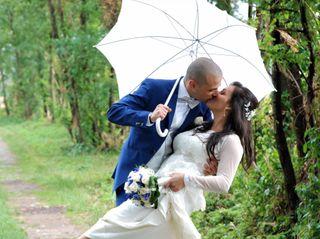 Le nozze di Cosmina e Davide