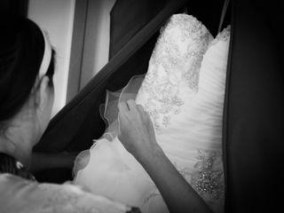 le nozze di Ambra e Lorenzo 1