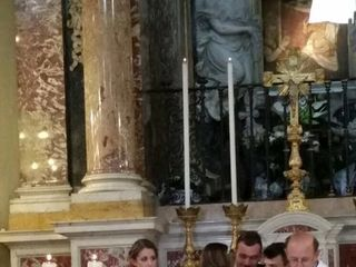 Le nozze di Vincenzo e Pamela 1