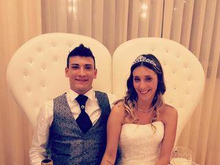 Le nozze di Vincenzo e Pamela