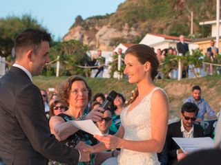 Le nozze di Natacha e Francesco