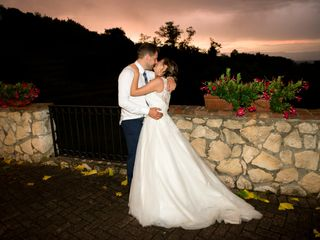 Le nozze di Enrico e Erica