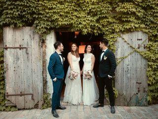 Le nozze di Carlotta - Veronica e Michele - Giovanni