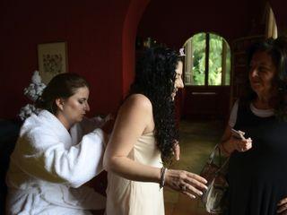 Le nozze di Lucy e Marco 1
