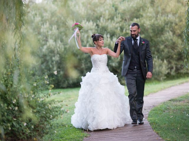 le nozze di Ambra e Lorenzo