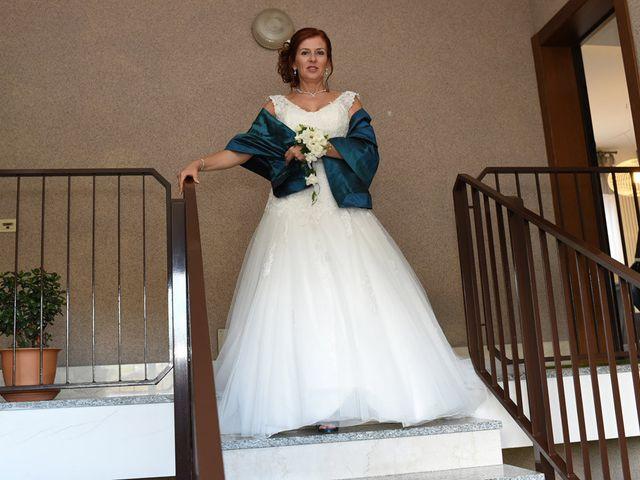 Il matrimonio di Antonio e Sonia a Cavallasca, Como 8