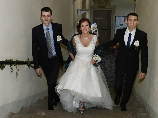 Il matrimonio di Antonio e Sonia a Cavallasca, Como 13