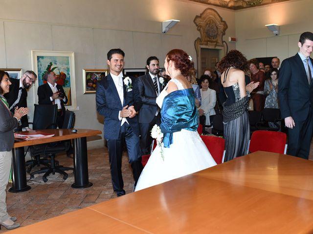Il matrimonio di Antonio e Sonia a Cavallasca, Como 14