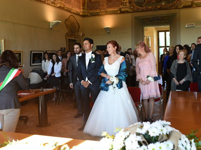 Il matrimonio di Antonio e Sonia a Cavallasca, Como 15