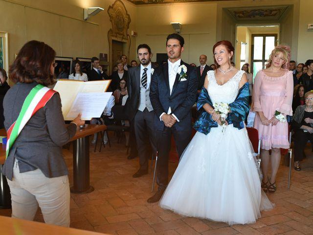Il matrimonio di Antonio e Sonia a Cavallasca, Como 16