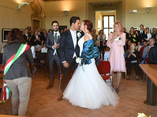 Il matrimonio di Antonio e Sonia a Cavallasca, Como 18