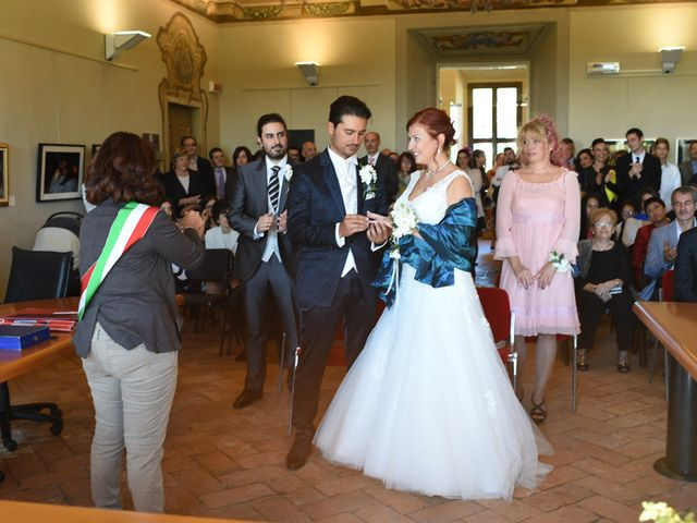Il matrimonio di Antonio e Sonia a Cavallasca, Como 19