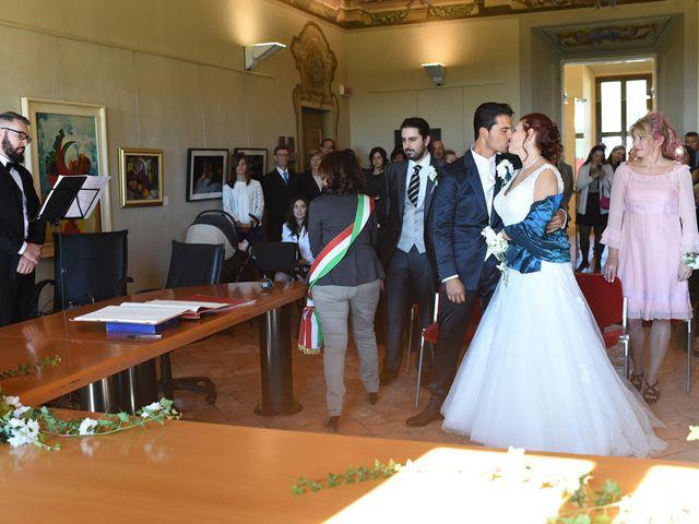 Il matrimonio di Antonio e Sonia a Cavallasca, Como 20
