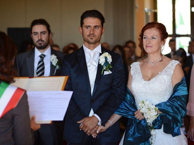 Il matrimonio di Antonio e Sonia a Cavallasca, Como 25