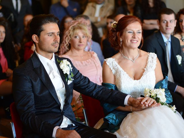Il matrimonio di Antonio e Sonia a Cavallasca, Como 29