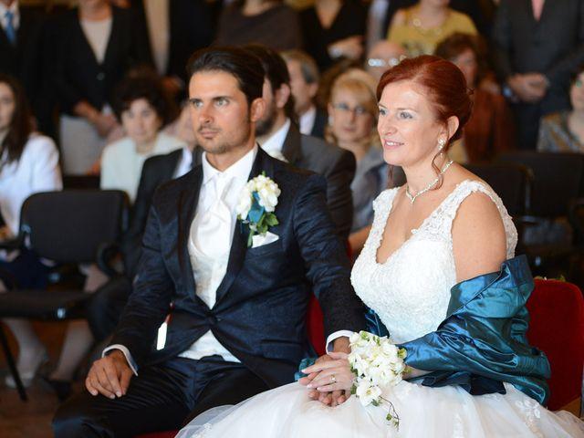Il matrimonio di Antonio e Sonia a Cavallasca, Como 31