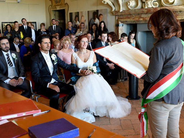 Il matrimonio di Antonio e Sonia a Cavallasca, Como 33