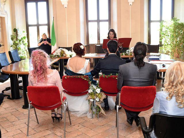 Il matrimonio di Antonio e Sonia a Cavallasca, Como 34