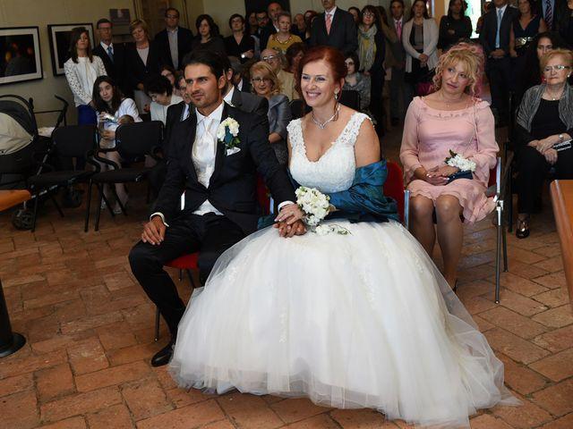 Il matrimonio di Antonio e Sonia a Cavallasca, Como 37