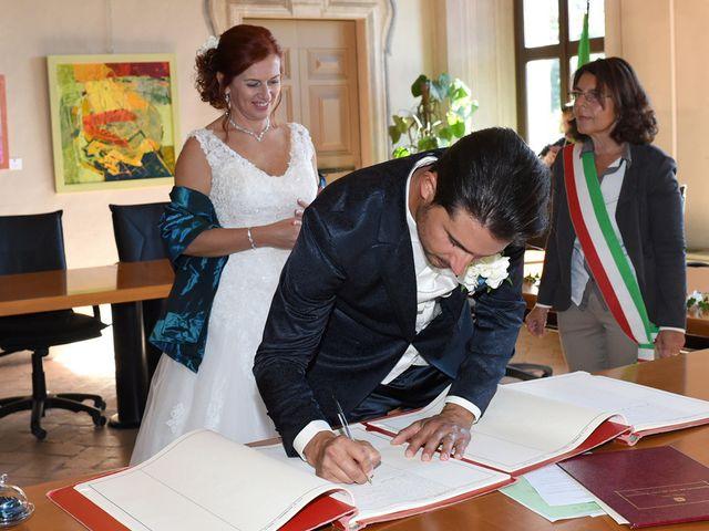 Il matrimonio di Antonio e Sonia a Cavallasca, Como 39
