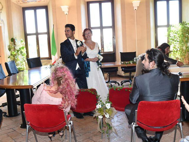 Il matrimonio di Antonio e Sonia a Cavallasca, Como 40