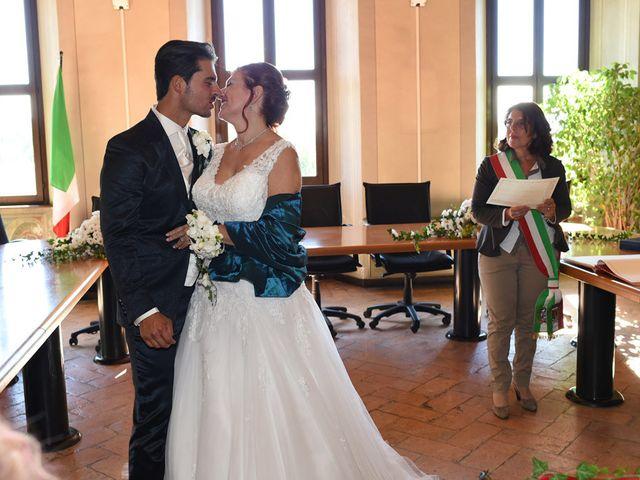 Il matrimonio di Antonio e Sonia a Cavallasca, Como 41