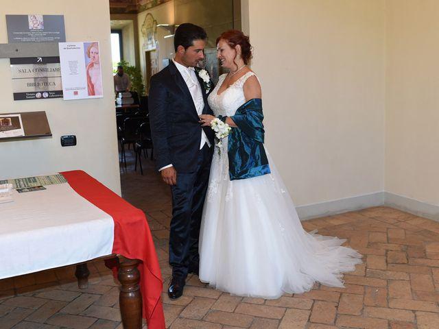 Il matrimonio di Antonio e Sonia a Cavallasca, Como 44
