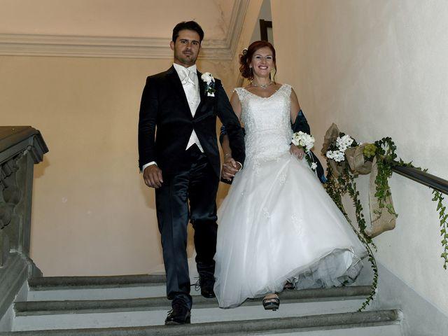 Il matrimonio di Antonio e Sonia a Cavallasca, Como 45