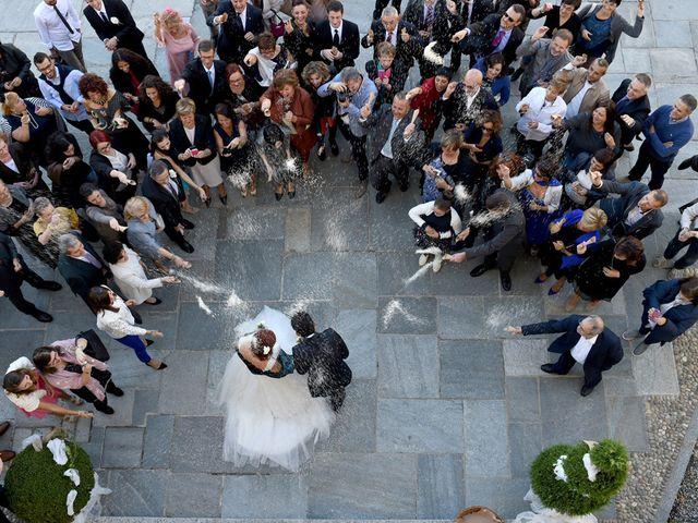 Il matrimonio di Antonio e Sonia a Cavallasca, Como 46