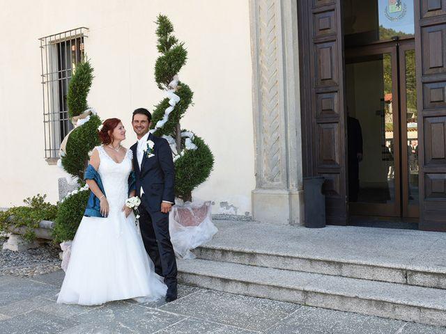 Il matrimonio di Antonio e Sonia a Cavallasca, Como 49