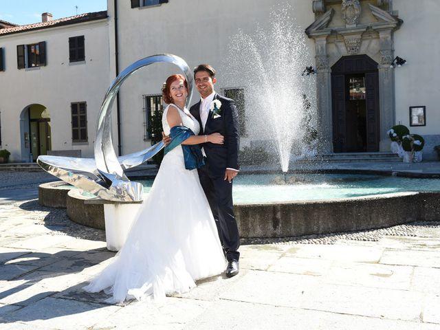 Il matrimonio di Antonio e Sonia a Cavallasca, Como 53