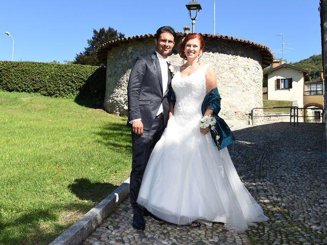 Il matrimonio di Antonio e Sonia a Cavallasca, Como 54
