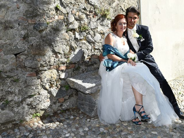 Il matrimonio di Antonio e Sonia a Cavallasca, Como 55